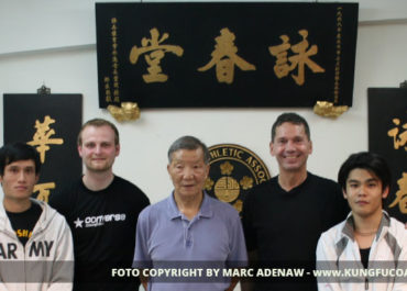 Das Wissen der Kung Fu Meister aus Hong Kong