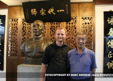 Seminare in Foshan mit GM Ip Ching
